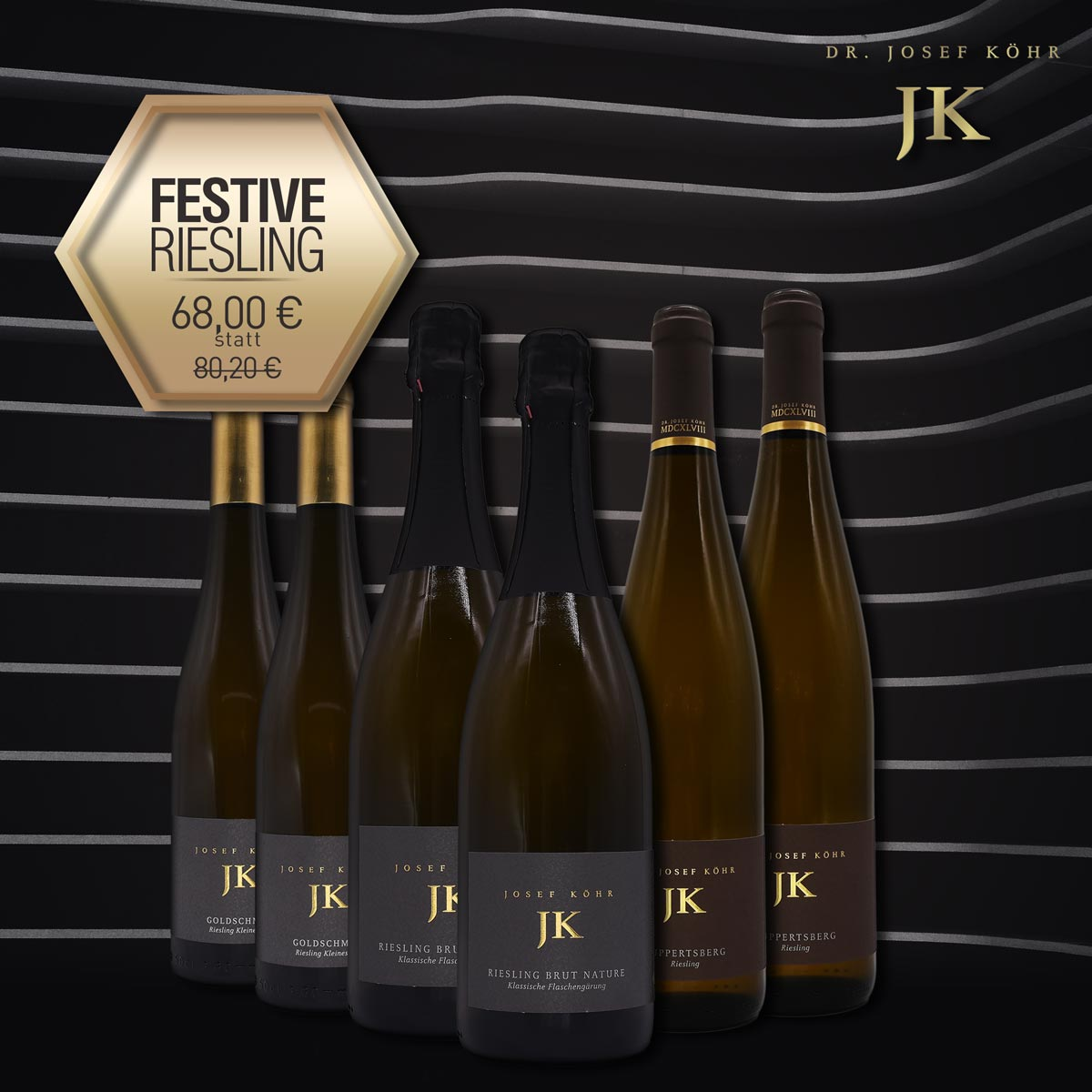 Festive Riesling